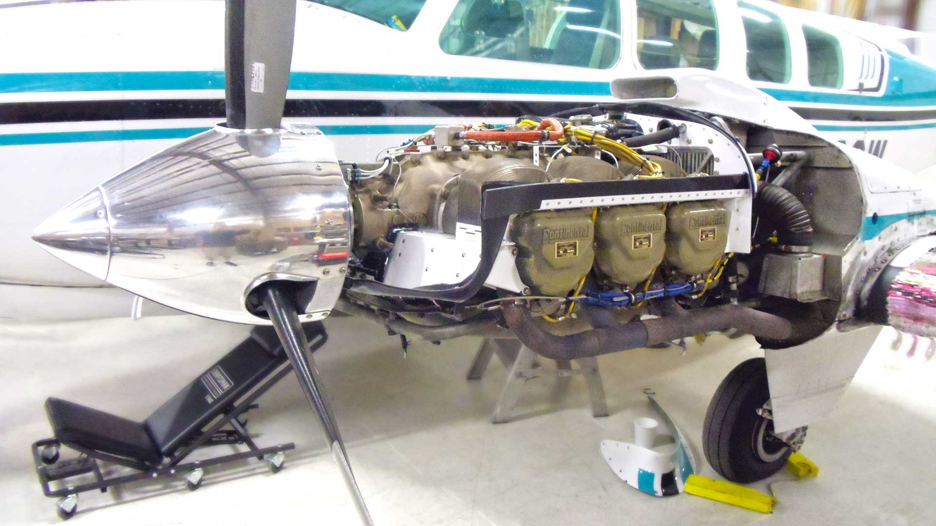 WHAT MAKES THE D'SHANNON AVIATION BAFFLE COOLING KIT SUPERIOR?