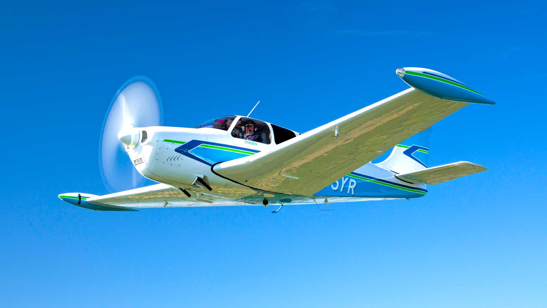 Tip Tanks - D'Shannon Aviation on